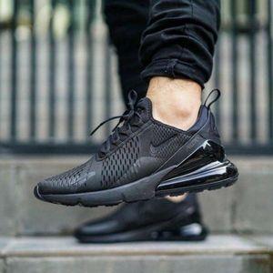 "Nike Air Max 270 ""Black on Black"" 4Y/5.5W"